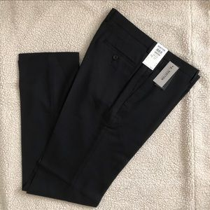 Kenneth Cole Reaction Pants - Kenneth Cole Reaction black dress pants, W34 L34